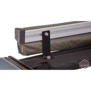 Rhino Rack Jeep Wrangler JK Sunseeker Awning Bracket Kit - ExplorationOutfitters.com