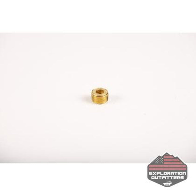 "ExtremeAire 3/8"" Brass Allen Plug - ExplorationOutfitters.com"