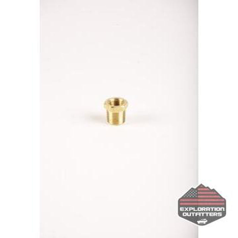 ExtremeAire 3/8 to 1/4 Brass Bushing Adapter - ExplorationOutfitters.com