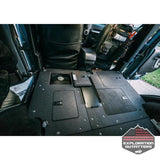 Goose Gear - Jeep JKU 40% & 60% Sleeping Platforms For Plate System