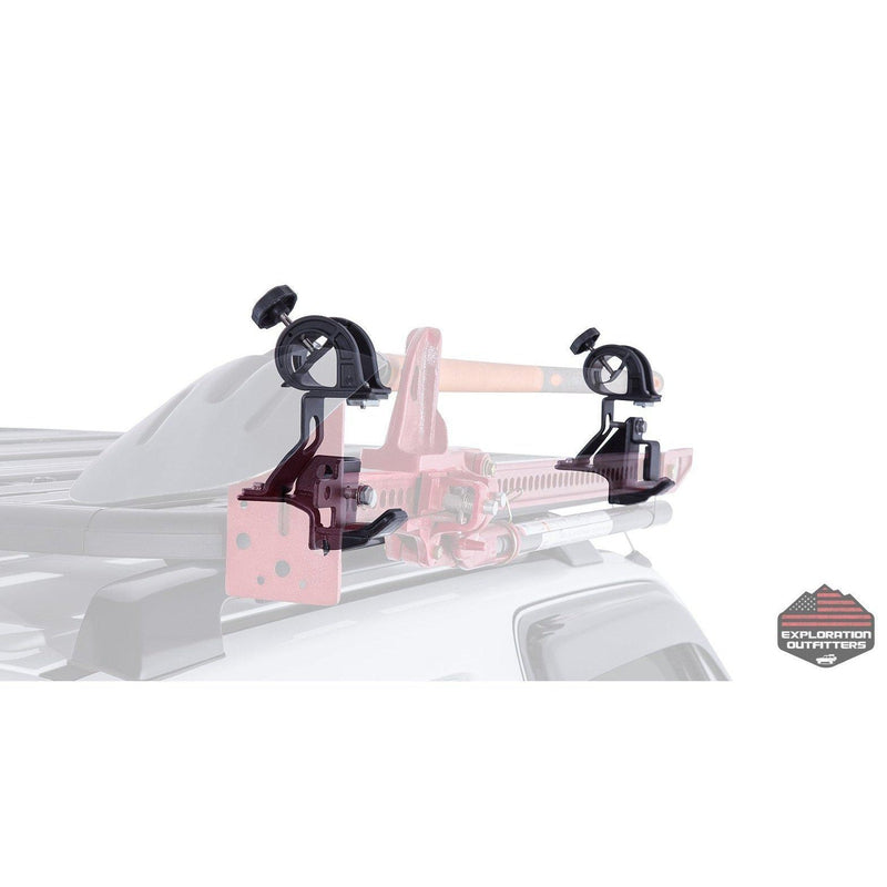 Rhino Rack Pioneer Platform Hi-Lift Jack & Shovel Bracket Kit - ExplorationOutfitters.com