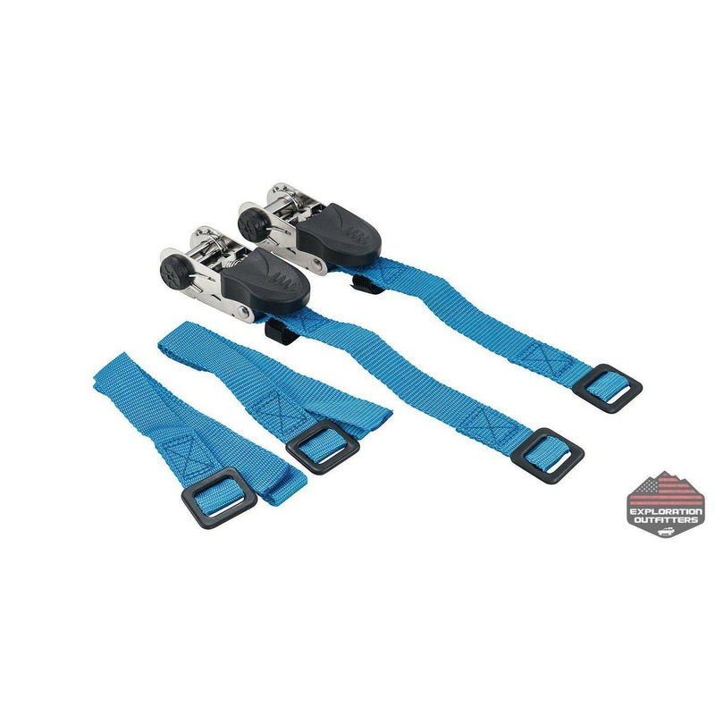 Rhino Rack Recovery Track Straps - ExplorationOutfitters.com