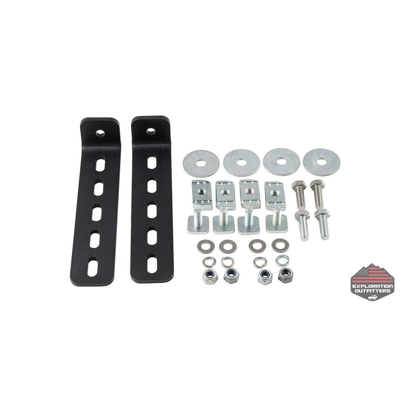 Rhino Rack Pioneer Platform SI Light Bracket Kit - ExplorationOutfitters.com