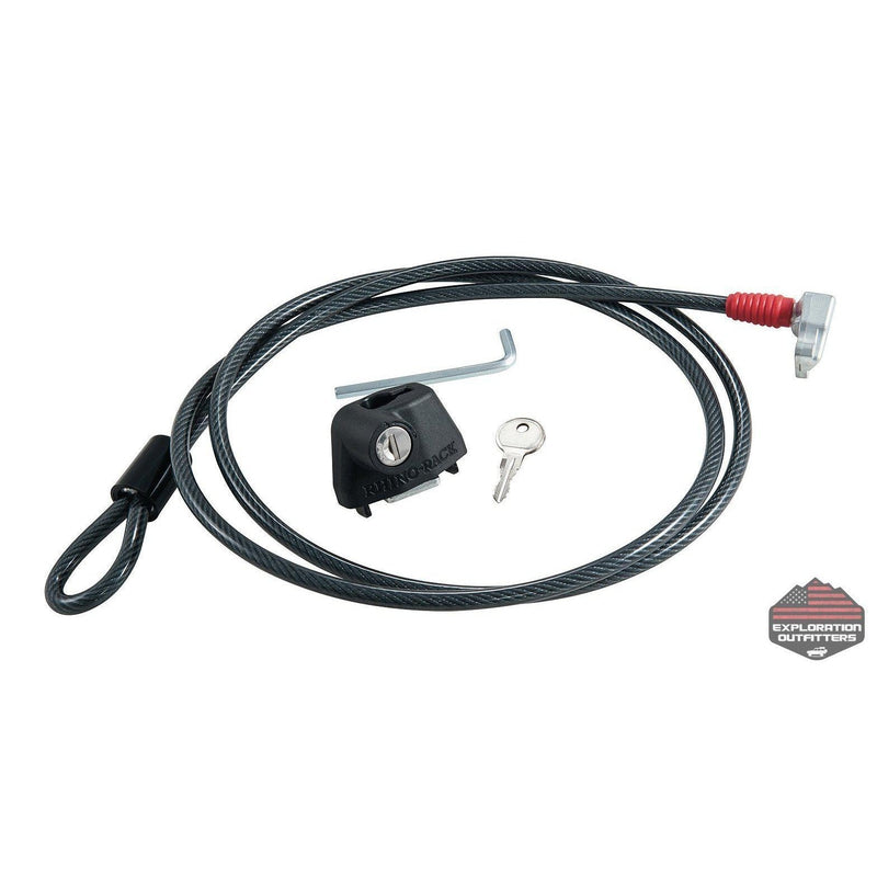 "Rhino Rack Cable Core Lockdown Cable - 71"" - ExplorationOutfitters.com"