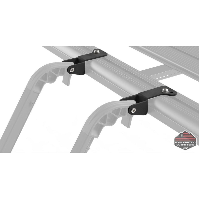 Rhino Rack Pioneer Platform Ladder Mounts - ExplorationOutfitters.com