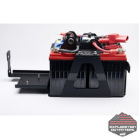Genesis Offroad Jeep Wrangler JL Dual Battery System - ExplorationOutfitters.com