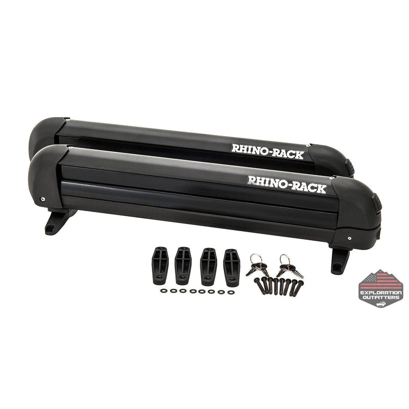 Rhino Rack 574 Ski/Snowboard Carrier - ExplorationOutfitters.com
