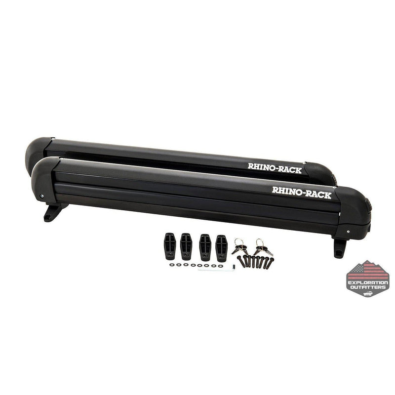 Rhino Rack Extra Large Ski/Snowboard Carrier - ExplorationOutfitters.com