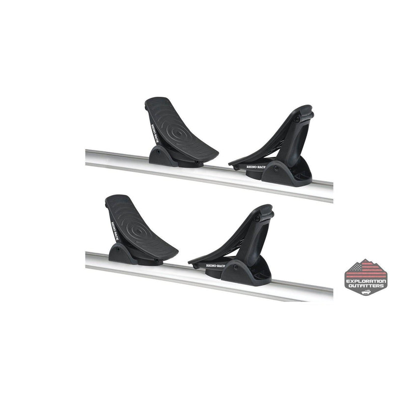 Rhino Rack Nautic 580 Kayak Carrier - Side Loading - ExplorationOutfitters.com