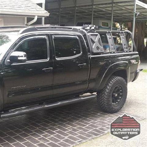 Leitner Active Cargo System - 2005-2015 Toyota Tacoma Long Bed