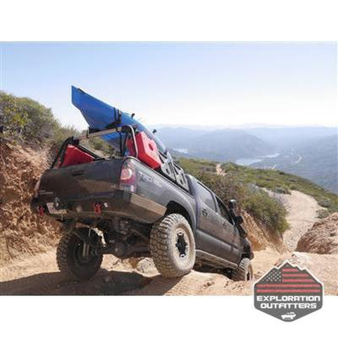 Leitner Active Cargo System - 2005-2015 Toyota Tacoma Short Bed