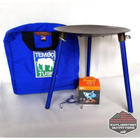 Tembo Tusk Skottle Adventure Grille Kit - ExplorationOutfitters.com
