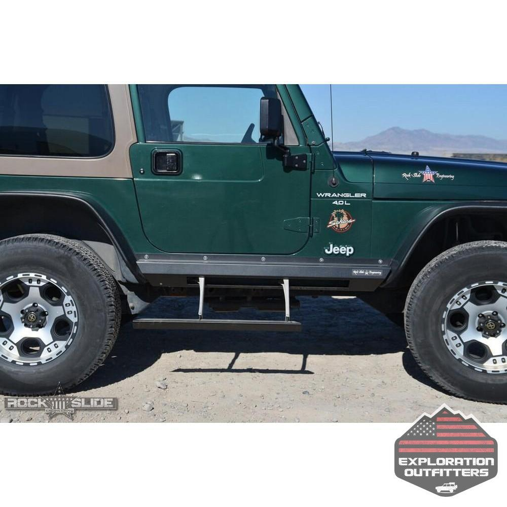Step-Slider-Kit-for-97-06-Jeep-Wrangler-TJ--by-Rock-Slide-Engineering