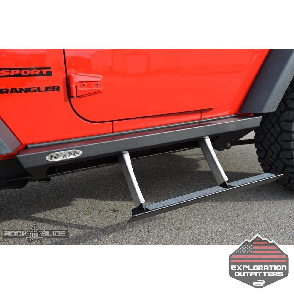 Jeep-JK-Side-Step-Sliders-For-07-18-Wrangler-JK-2-Door-Models-Set--by-Rock-Slide-Engineering