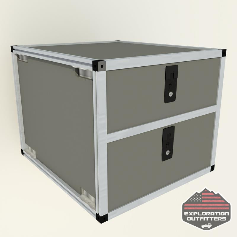 "Goose Gear 22"" Double Drawer - ExplorationOutfitters.com"