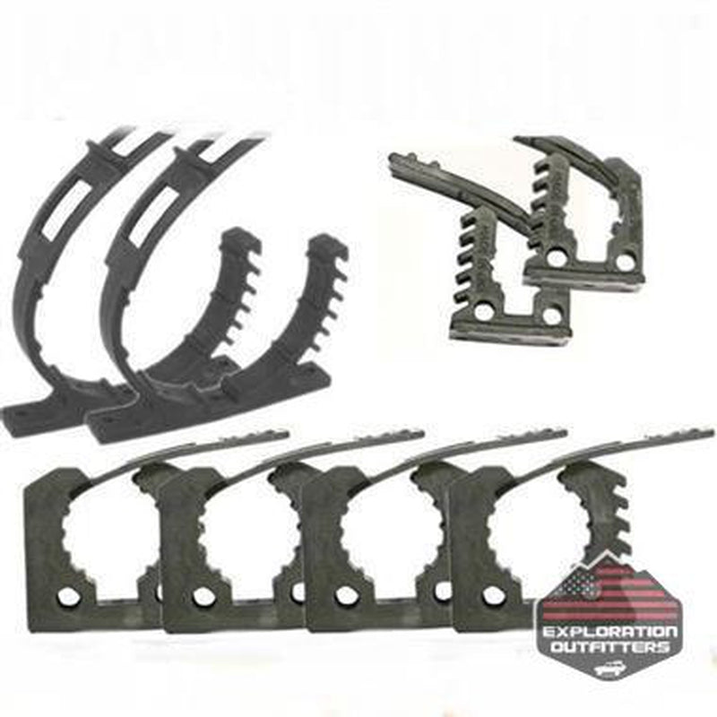 QuickFist Rubber Clamp Kit - ExplorationOutfitters.com
