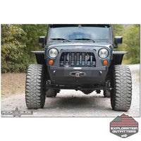 Jeep-JK-Shorty-Front-Bumper-For-07-18-Wrangler-JK-Complete-With-Winch-Plate-Rigid-Series--by-Rock-Slide-Engineering