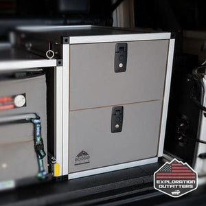 "Goose Gear 18"" Double Drawer Module - ExplorationOutfitters.com"