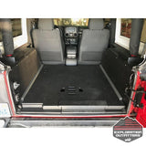 Goose Gear - Jeep JK 2 Door Side Cubbies For 2007-2017 Model Years