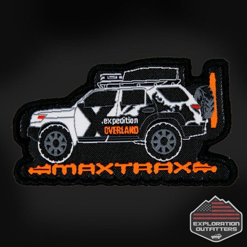 MAXTRAX/XO Samson Patch - ExplorationOutfitters.com