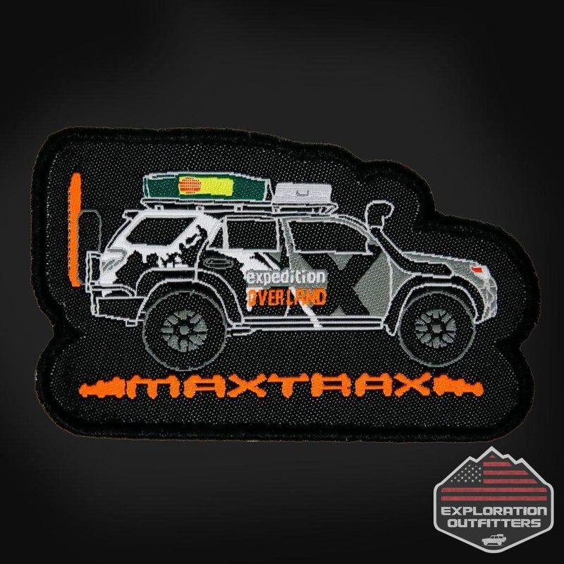 MAXTRAX/XO Rufio Patch - ExplorationOutfitters.com