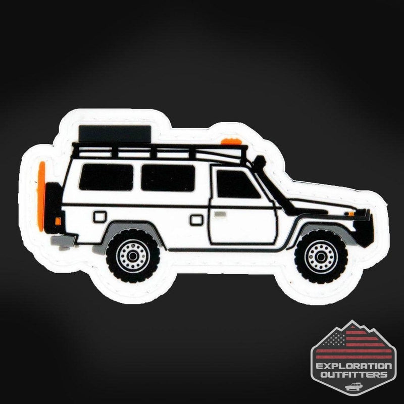 MAXTRAX Troopy Patch - ExplorationOutfitters.com