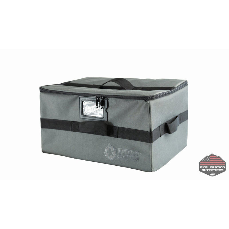 Patriot Campers Flat Pack Storage Box - ExplorationOutfitters.com