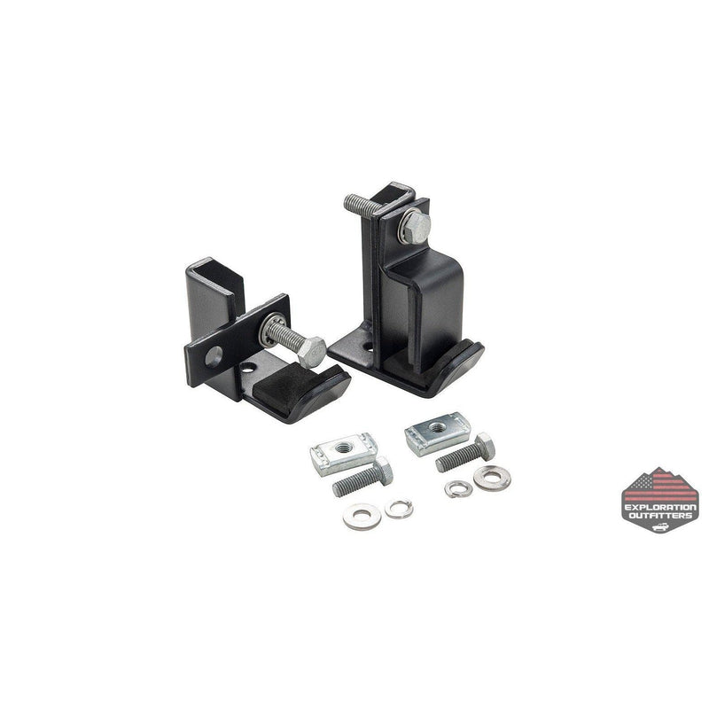 Rhino Rack Hi-Lift Jack Mounting Bracket - Heavy Duty Load Bars - ExplorationOutfitters.com