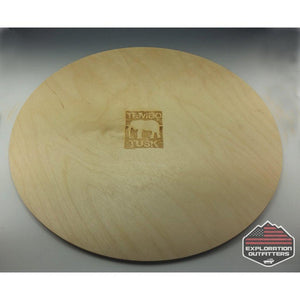 Tembo Tusk Skottle Table Top - ExplorationOutfitters.com
