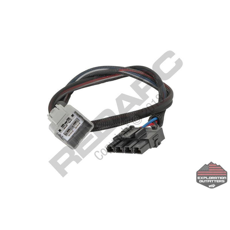 RAM 1500-5500 Tow Pro Elite Brake Controller Harness - By RedARC-RedARC-Explorationoutfitters.com