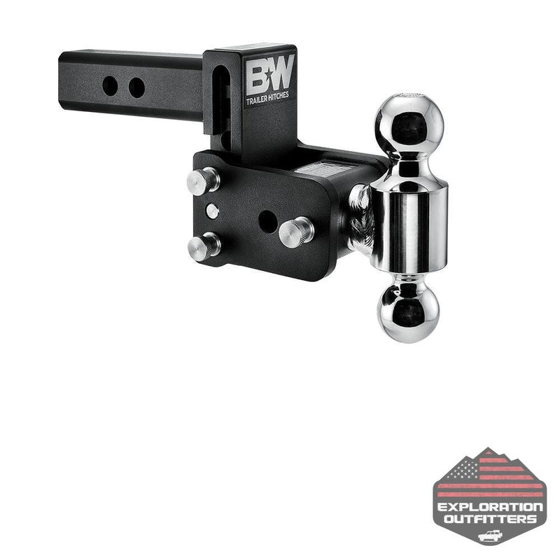 "Tow & Stow Trailer Hitch; 2"" Shank Size - ExplorationOutfitters.com"