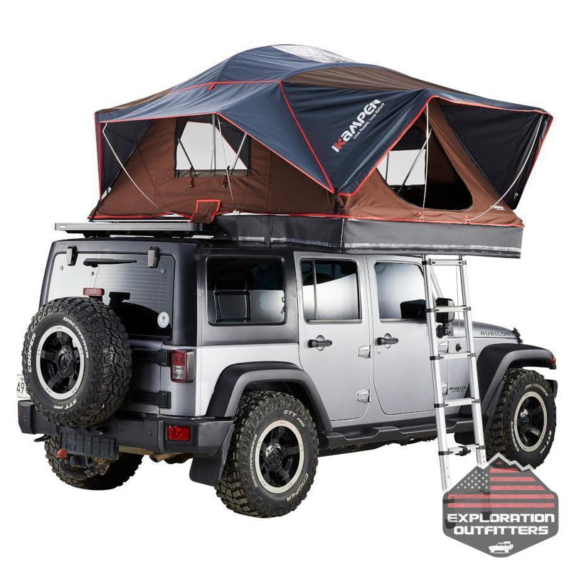 X-Cover - Rooftop Tent - by iKamper