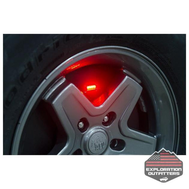 AEV CHMSL (3rd Brake Light) - '07-'18 Jeep Wrangler - ExplorationOutfitters.com