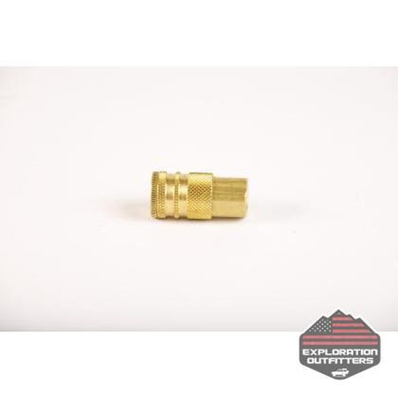 "ExtremeAire 1/4"" Female Air Hose Quick Connect Fitting - ExplorationOutfitters.com"