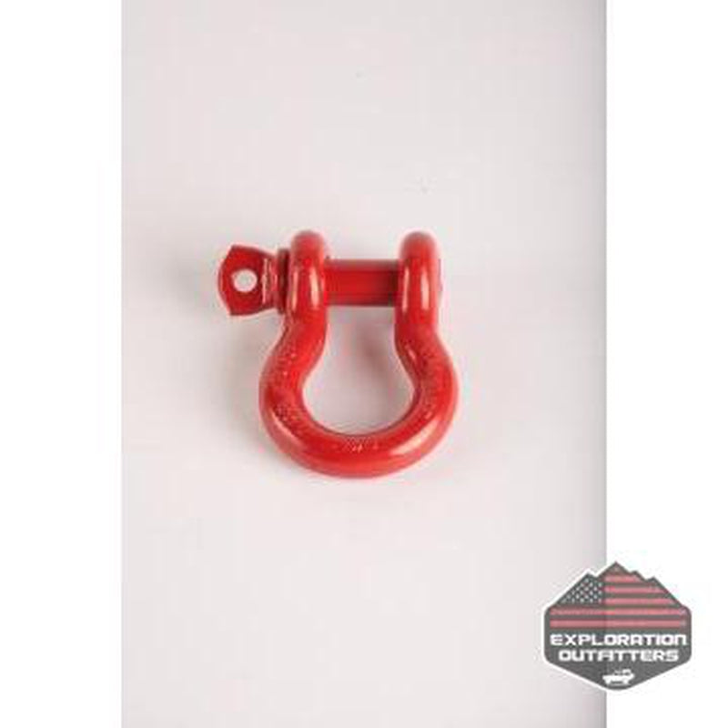 Extreme Outback 4.7 Ton Shackle - ExplorationOutfitters.com