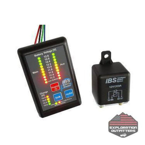 IBS Dual Battery Management System