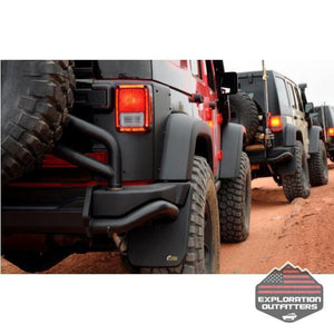 AEV JK Rear Corner Guards - ExplorationOutfitters.com