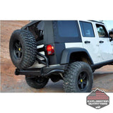 AEV Rear Corner Guards - 2007-2017 Jeep Wrangler