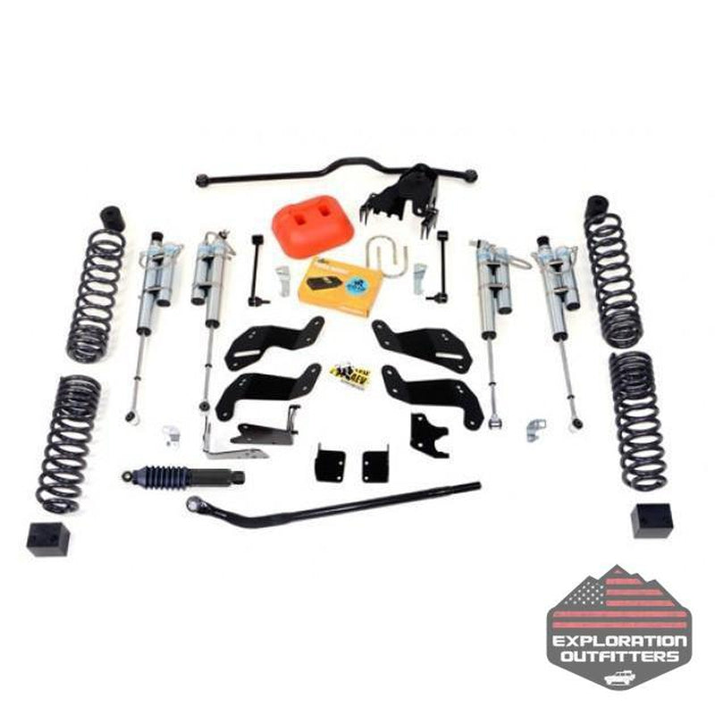 AEV DualSport RS Suspension - Jeep Wrangler - ExplorationOutfitters.com