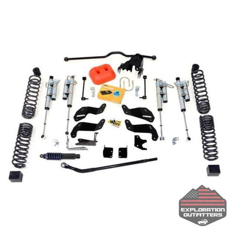 "AEV JK DualSport RS Suspension - 3.5""/4.5"" - 2007-2017 Jeep Wrangler"