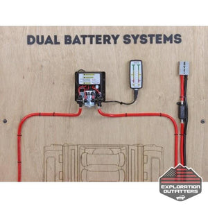 National Luna Dual Battery Isolator - ExplorationOutfitters.com