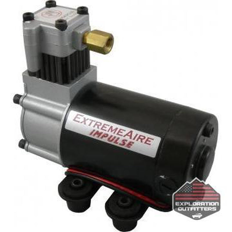 ExtremeAire Impulse Air Compressor - ExplorationOutfitters.com