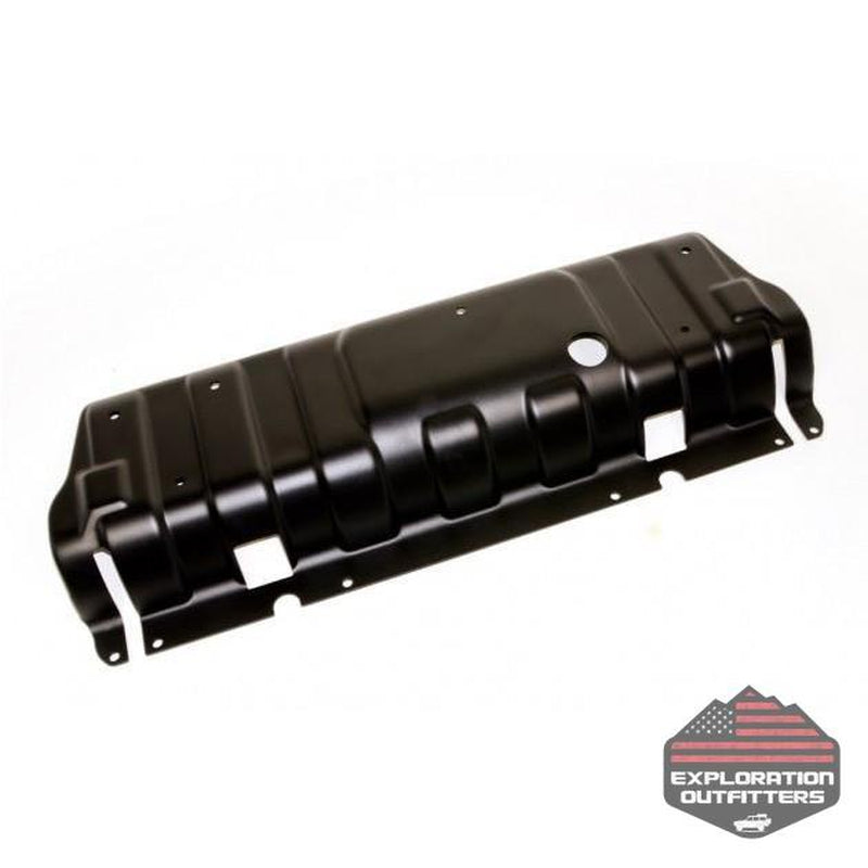AEV Front Skid Plate - '07-'18 Jeep Wrangler - ExplorationOutfitters.com