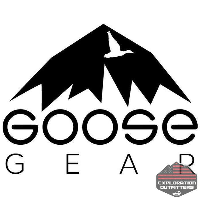 Chevy Colorado Plate System 2nd Gen (2015 - Present) - by Goose Gear-Goose Gear-Explorationoutfitters.com