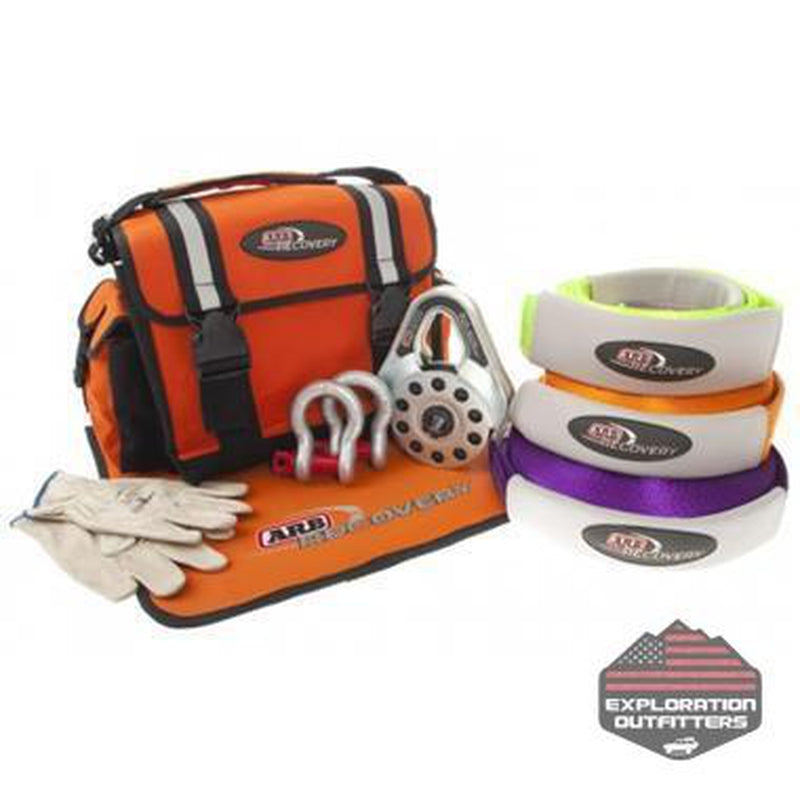 ARB Premium Recovery Kit - ExplorationOutfitters.com