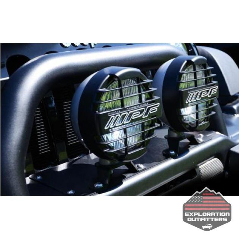 AEV Replacement Offroad Light Brackets - ExplorationOutfitters.com