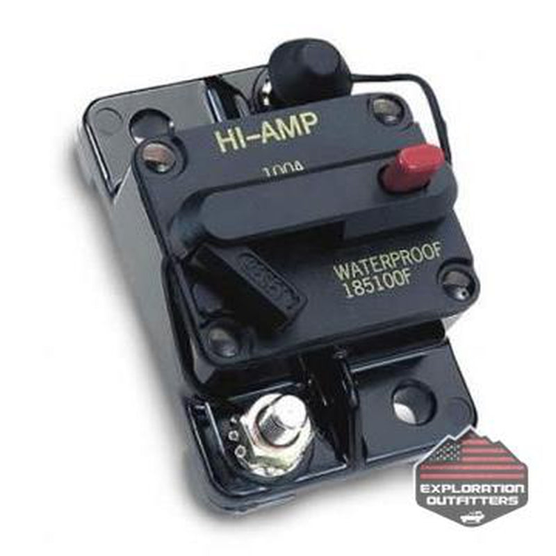 ExtremeAire 80 Amp Resettable Circuit Breaker - ExplorationOutfitters.com
