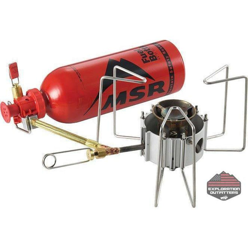 MSR-Gear DragonFly Multi-Fuel Stove - ExplorationOutfitters.com