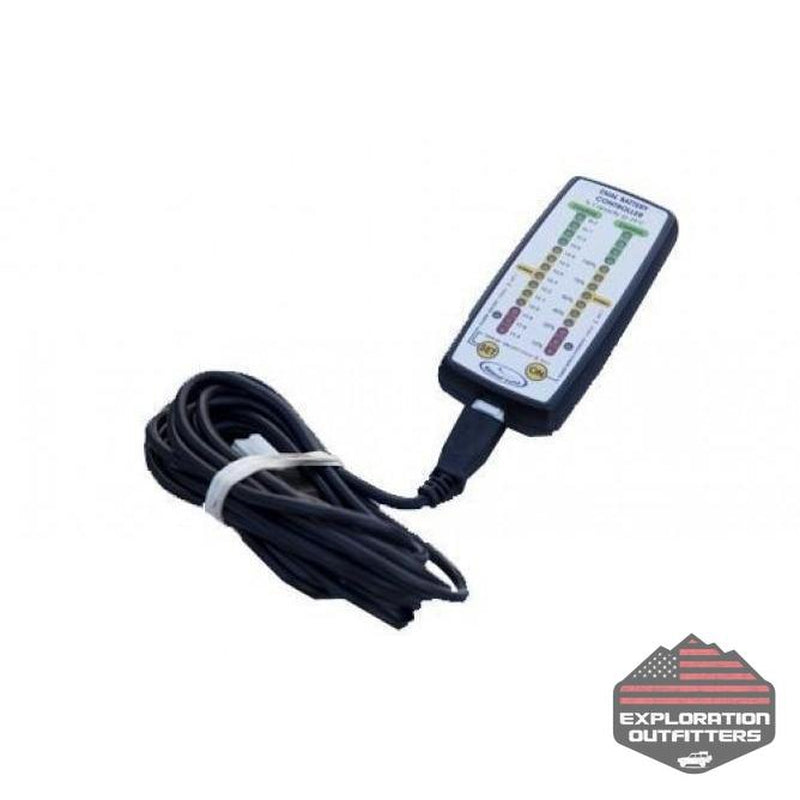 National Luna Dual Battery Controller - ExplorationOutfitters.com