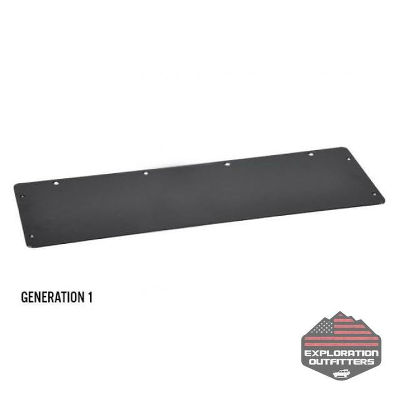 AEV Non-Winch Cover Plate - Jeep Wrangler - ExplorationOutfitters.com